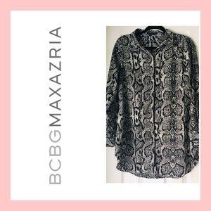 🔥Snakeskin Pattern Tunic
